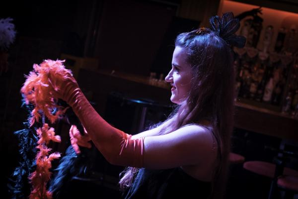 Burlesque Workshop in Den Helder