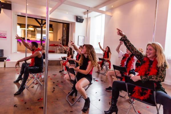 Burlesque Workshop in Den Helder